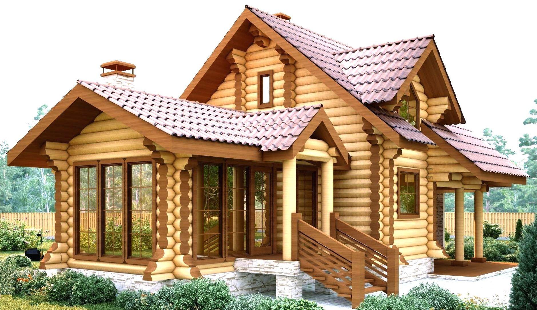 Які переваги у будинка з бруса?